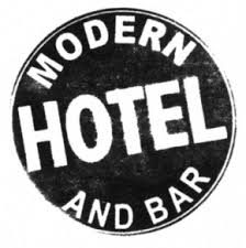 The Modern Hotel and Bar - Sponsor of the Hermit Music Festival