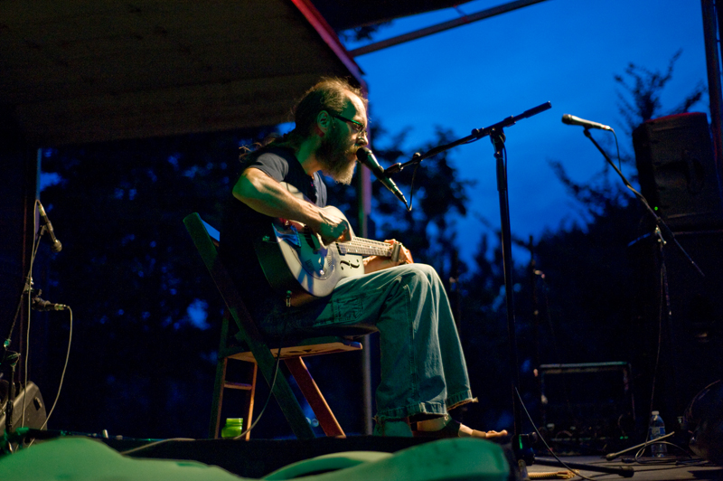Charlie Parr ©Patrick Sweeney
